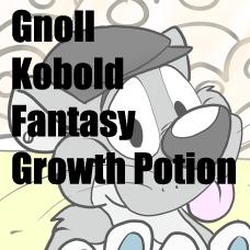 Gnoll Growth Warmup Story
