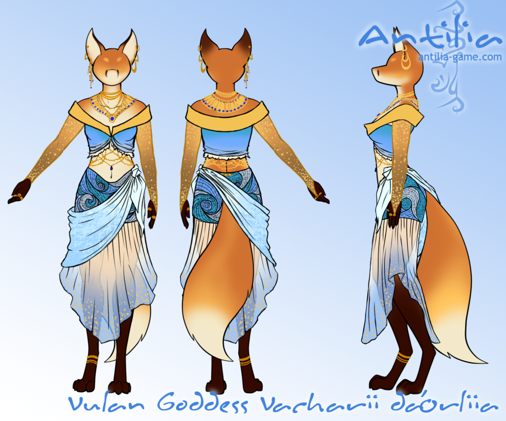 Antilia Concept--Vacharii's Outfit