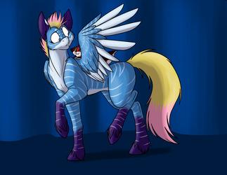 Pony Archeus and Bane