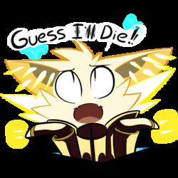 QDV: Guess I'll Die!