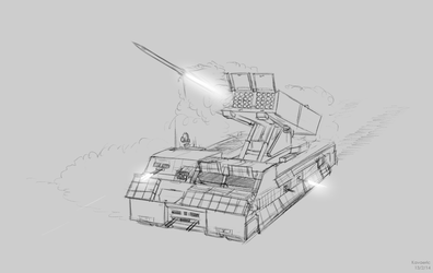 Some Kinda Missile Platform