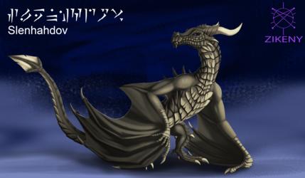 Dragon Slenhahdov