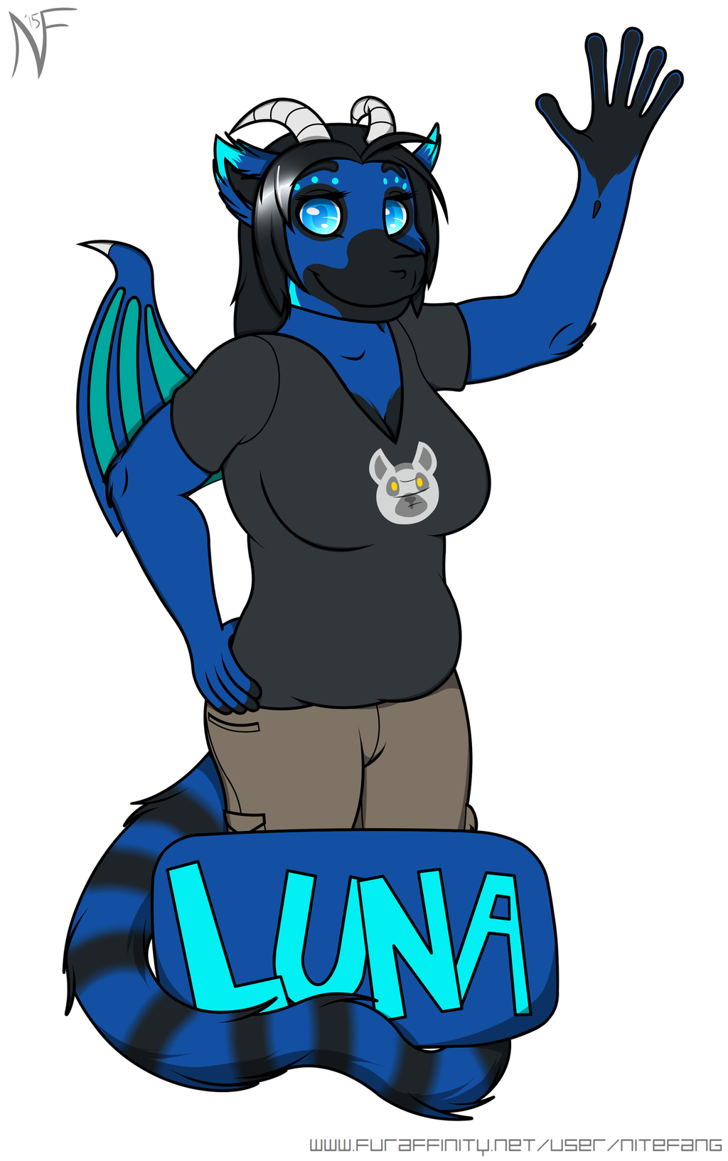 {SG} [Badge] Luna