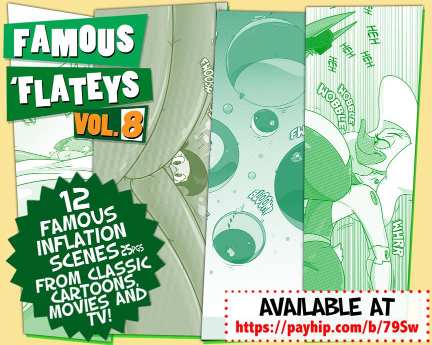 Famous 'Flateys Vol 8