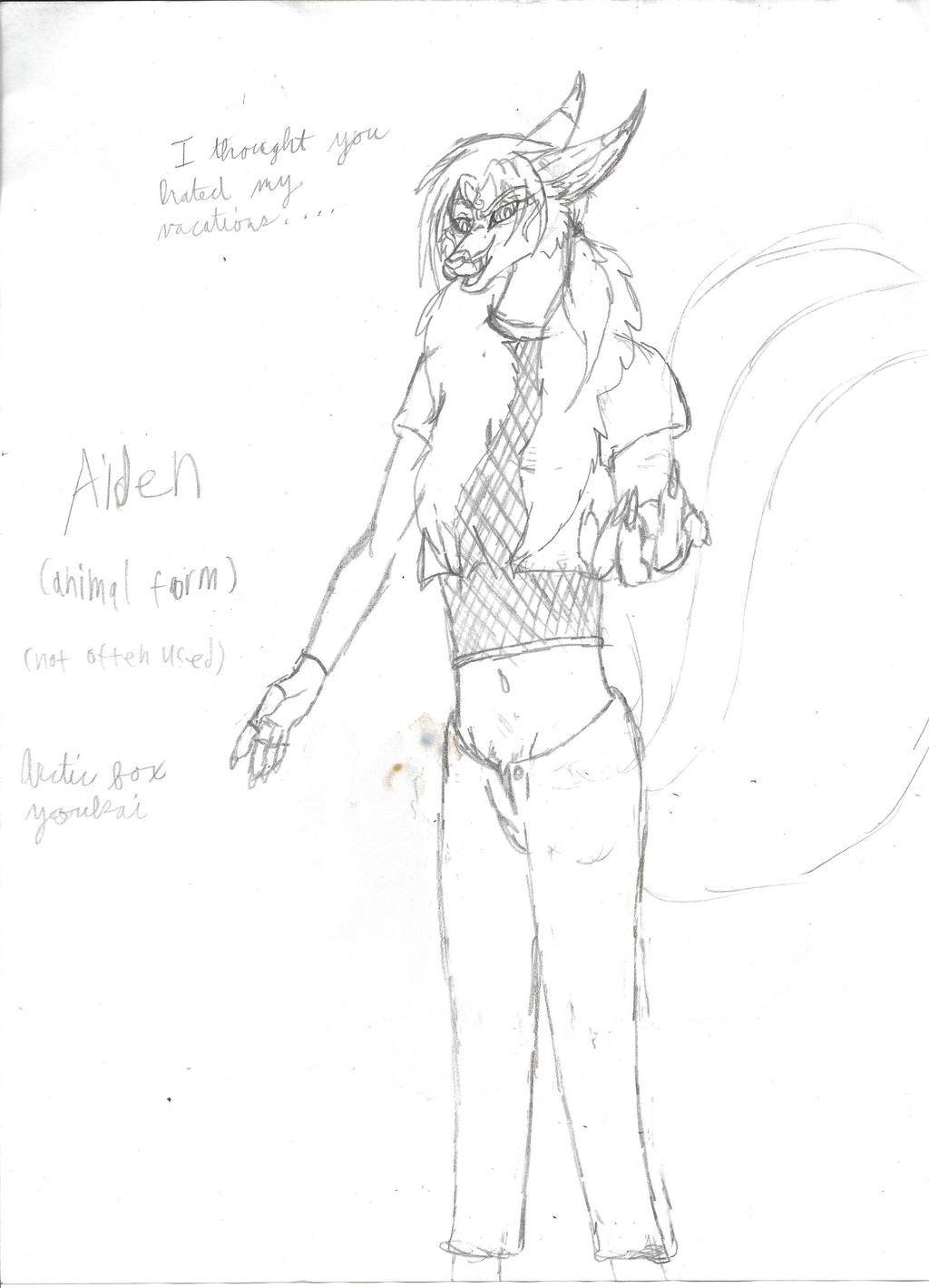 Aiden (Mixed Form)