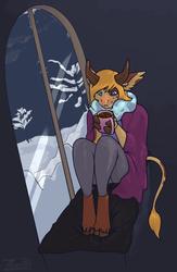 A cozy break