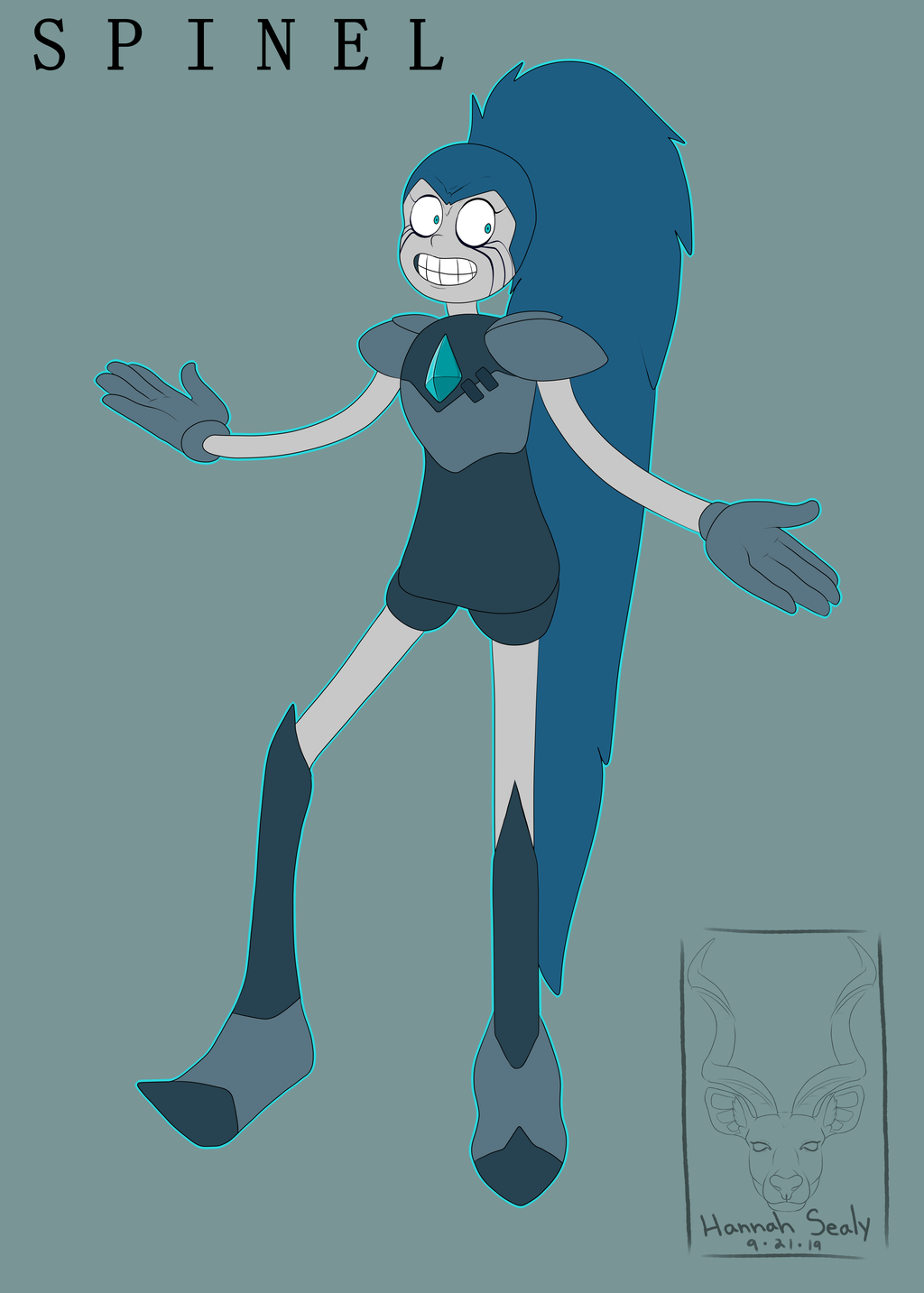 Your New Best Friend, Spinel!