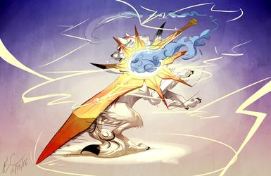 Wrath of an God: Thunder Edge