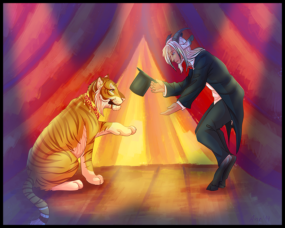 Featured image: Shall we dance?