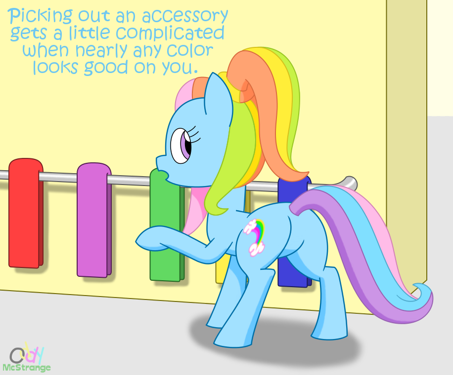 Modernized Classic: Rainbow Dash (Twinkle Wish)