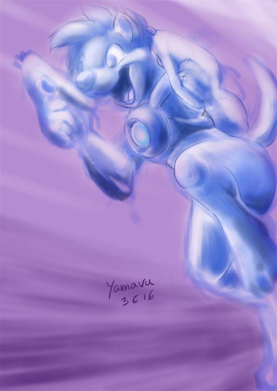 Tracerfret blue Jump