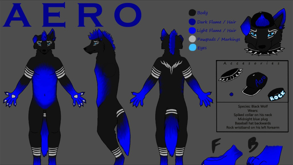 Most recent image: Aero's Reference