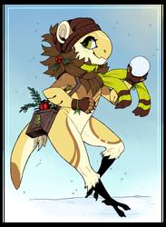 Snow Day Gifts [Secret Nom]