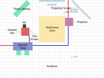 Furry Language floor plan concept 1