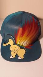 Cyndaquil Hat