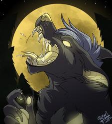 Werewolf YCH-Phobia