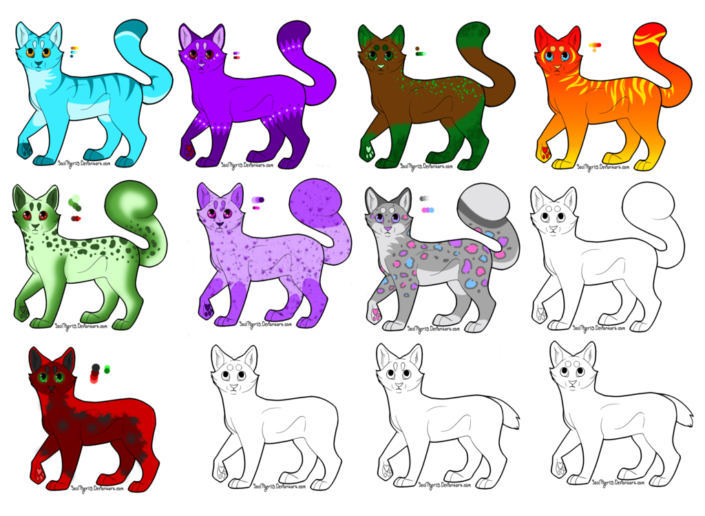 Most recent image: [CLOSED] Kitties!
