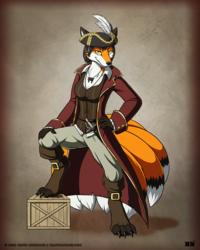 Pirate Captain FoxyMary