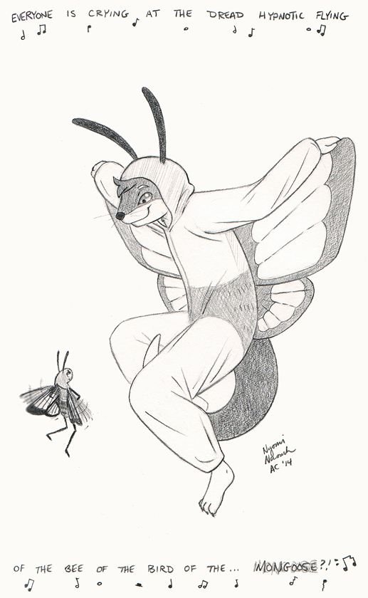[AC '14 Comm] The Bee of the Bird of the…