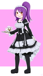 Maid Allie, at Your Service
