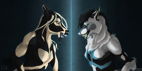 Beast vs Beauty