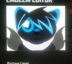 snowy emblem