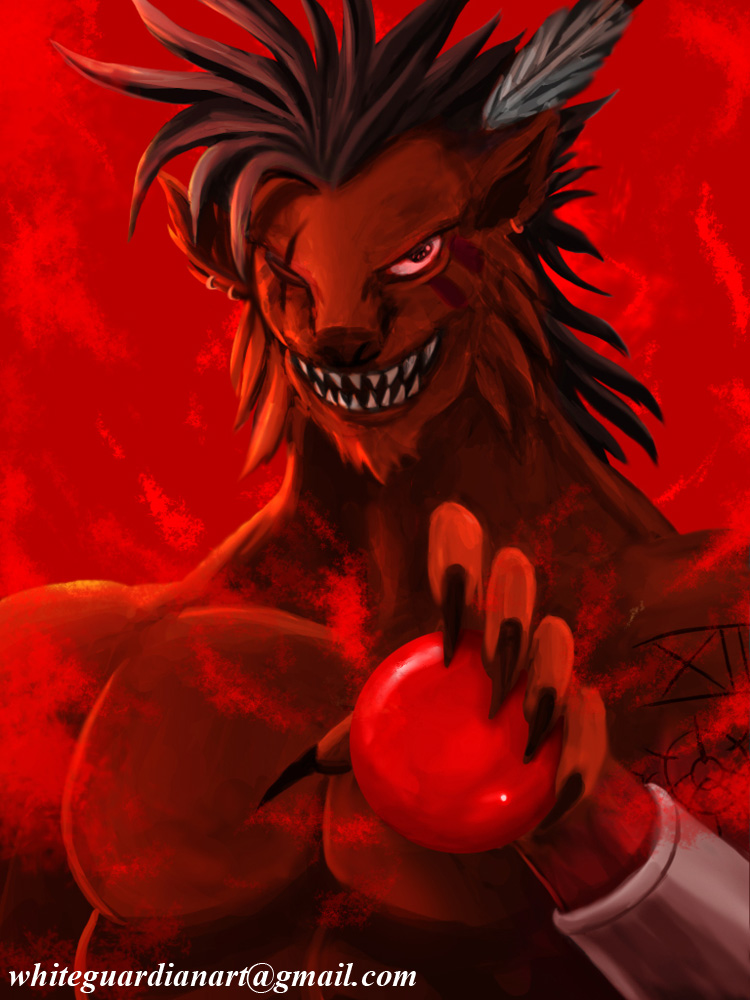 Most recent image: Red XIII