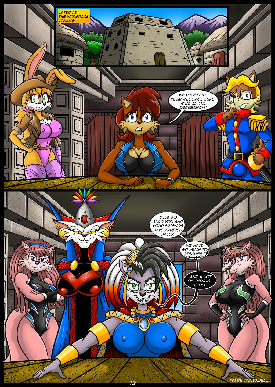 Unpleasant Suprise page 12