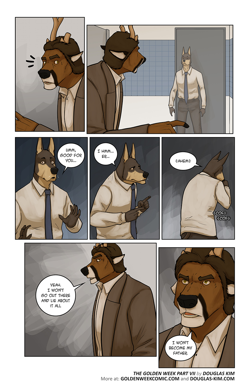 Most recent image: The Golden Week - Page 241