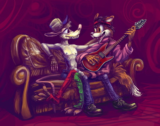 friendly guitargether