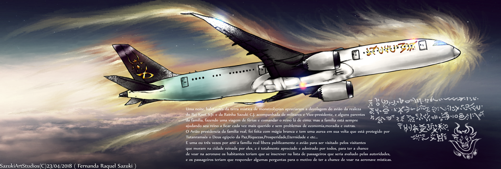 Most recent image: The Aircraft Royal - Knut & Sazuki