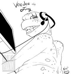 Voodoo Frog