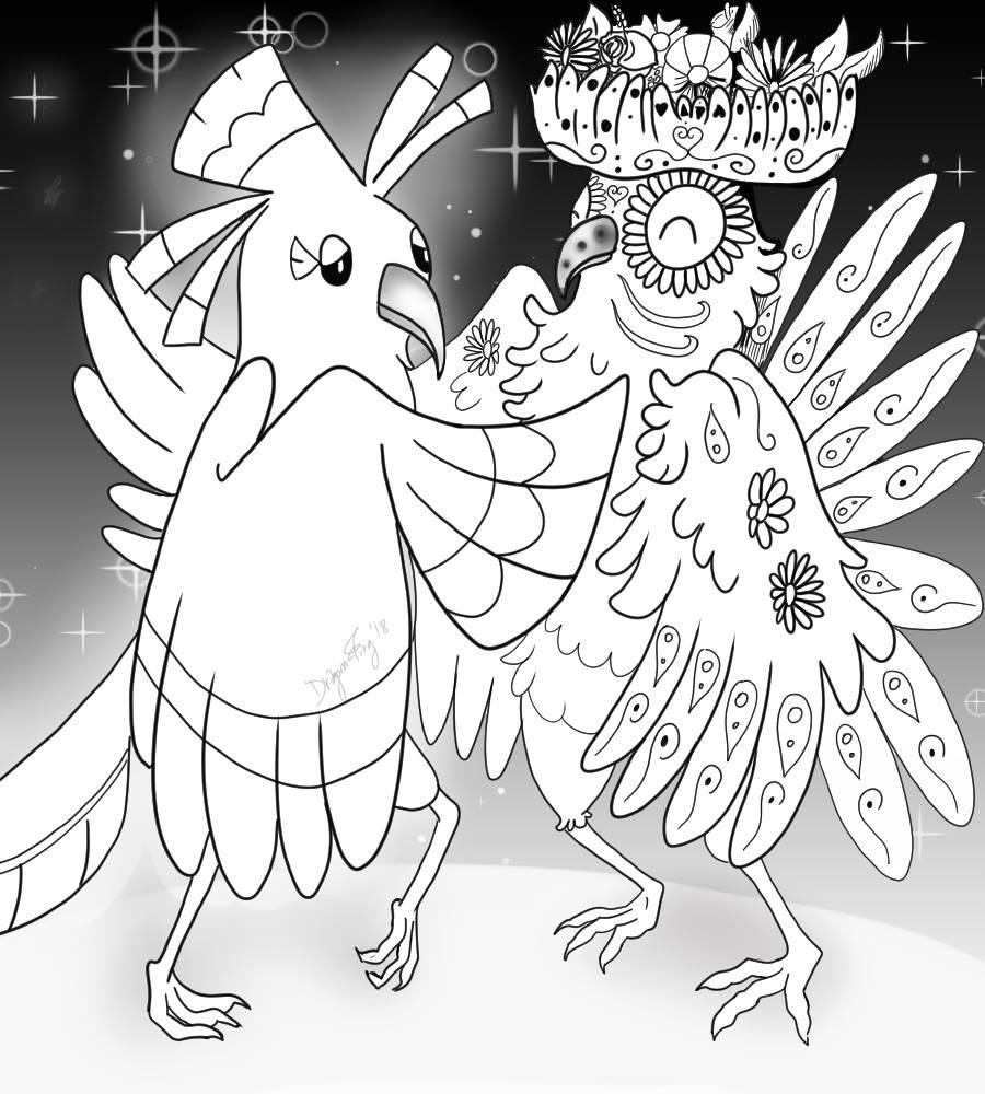 Pokémon Inktober - Day 04