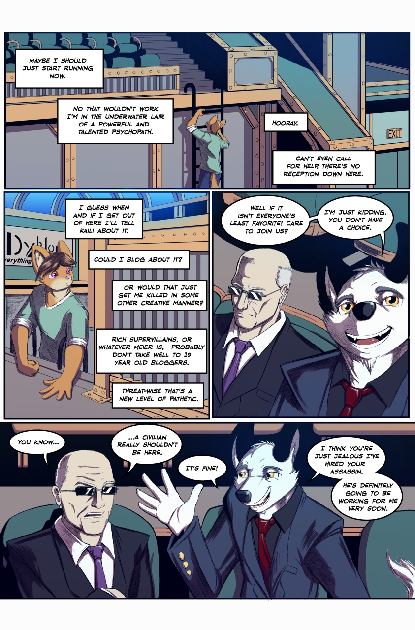 False Start Issue #3 Page 13