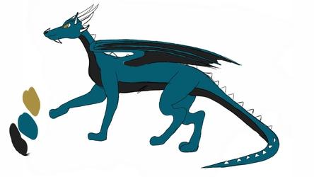 Roxy the Dragon