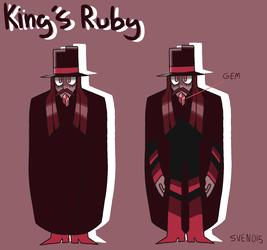 Fangem: King's Ruby