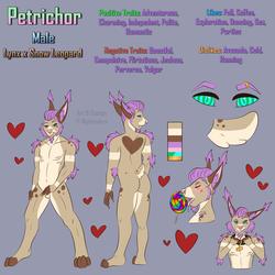 [P]2020 Petrichor Character Sheet