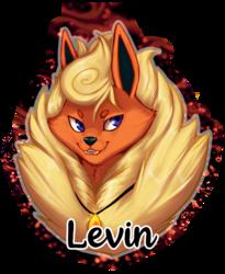 Levin Badge