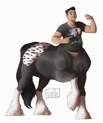 One Majestic Centaur