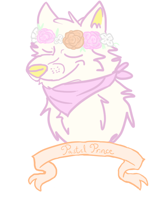 Most recent image: Pastel Prince