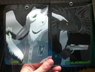 [EF 20] badges!