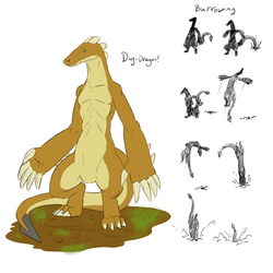 Dig Dragon (Wayfarer RPG)