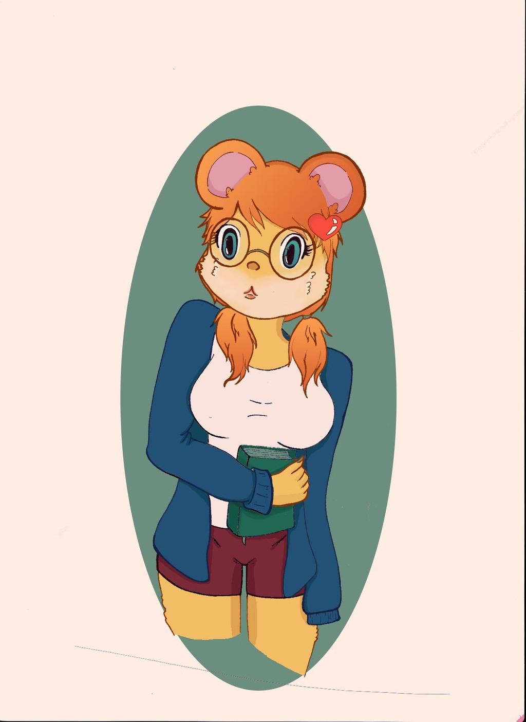 Clover the Hamster