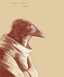 Personal: Raven Monk
