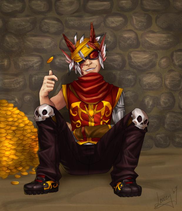 [Lori] Gold Pile