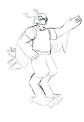 [GIFT] Wing Hands!