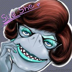 Sue She