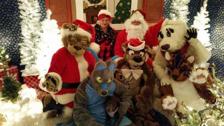 Riverton and Friends- Christmas 2017