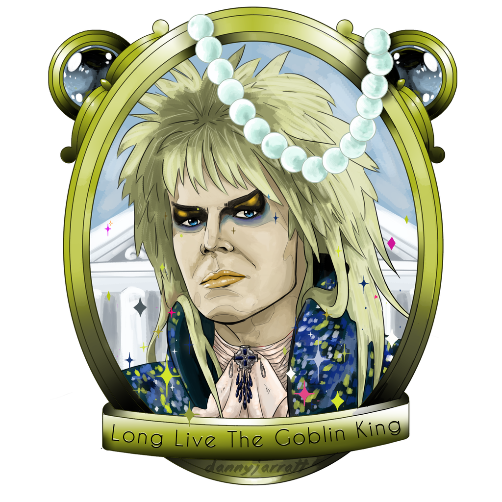 Long Live The Goblin King // RIP DAVID BOWIE.