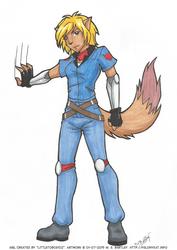 SWAT Kat Mel